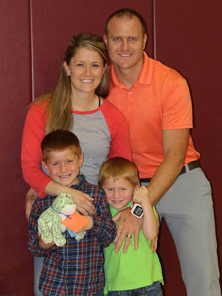 Dr Weston Hielscher Familiy