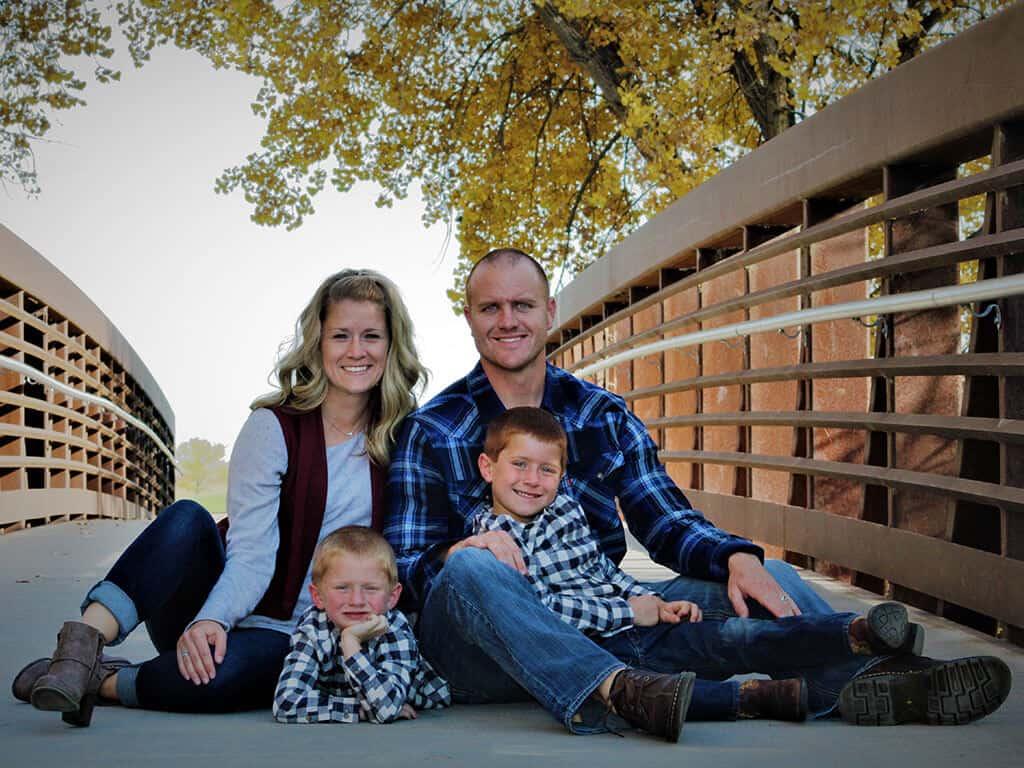 Dr Weston Hielscher Familiy 2